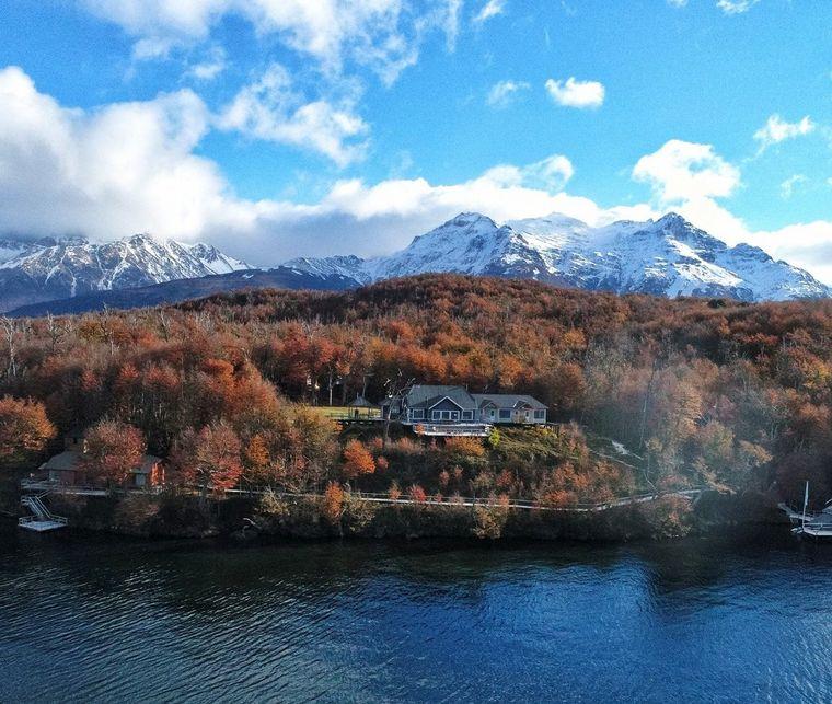 FOTO: Tierra de Colores en el Parque Nacional Patagonia