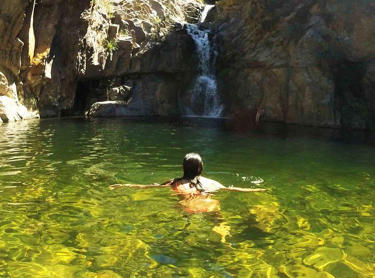 FOTO: 3 reservas naturales con ríos para hacer trekking en Córdoba
