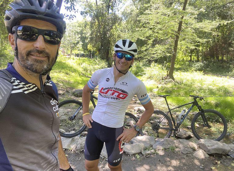 VIDEO: Alta Gracia en bici