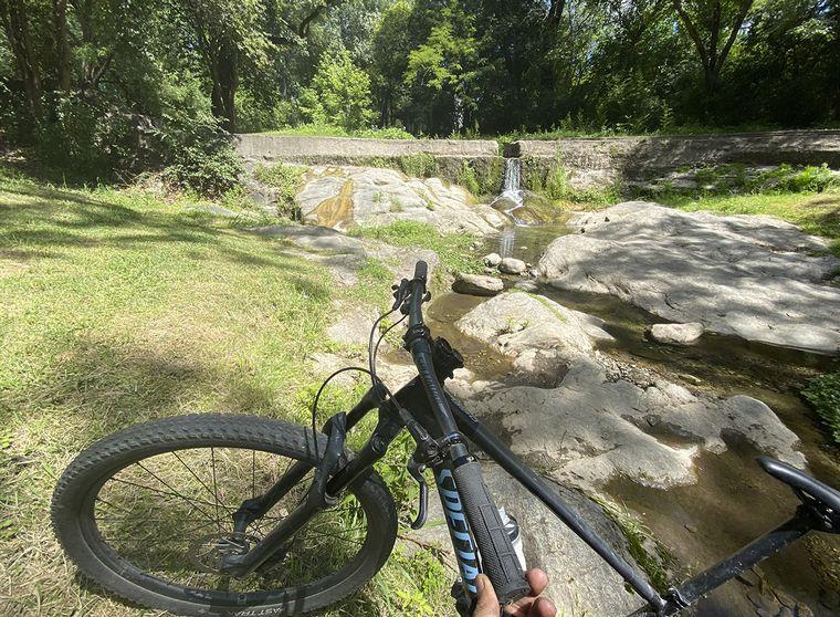 FOTO: Alta Gracia en bici