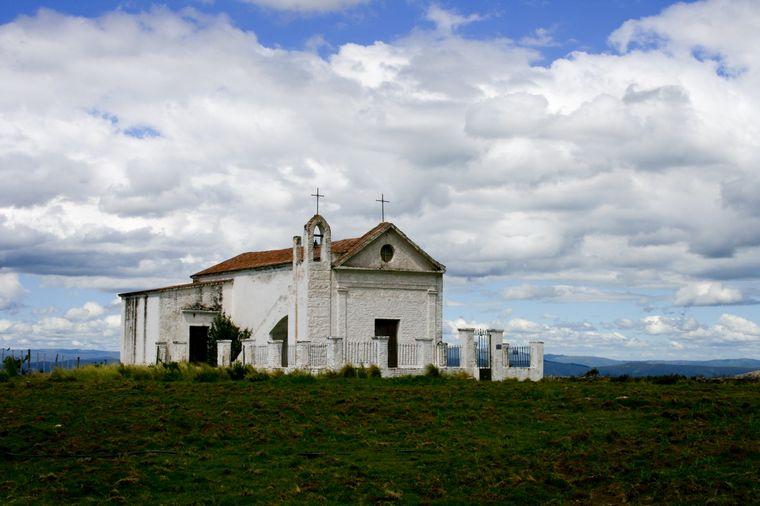 FOTO: La capilla Buffo, uno de los mayores monumentos al amor