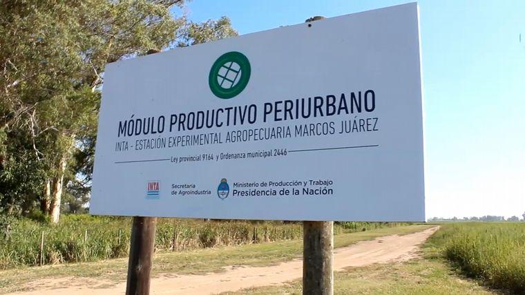 AUDIO: Melisa Defagot, Módulo Periurbano INTA Marcos Juárez