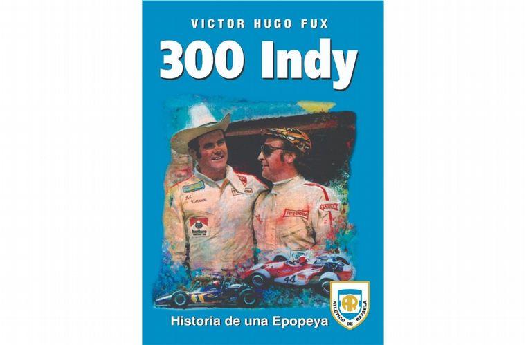 FOTO: El impresionante marco del óvalo rafaelino para las '300 Indy', hace 50 años