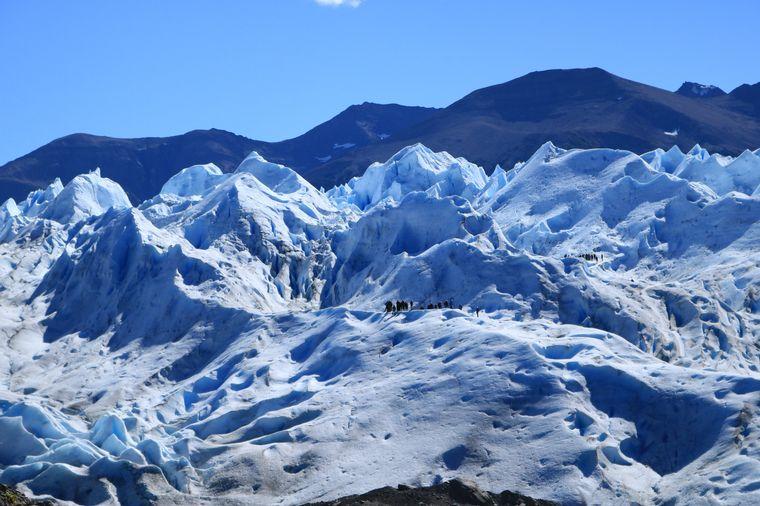 FOTO: Glaciar Perito Moreno