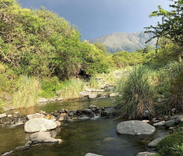 FOTO: Reserva Natural Cerro Blanco