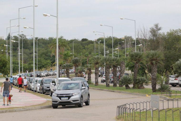 FOTO: Reabrió el Parque del Kempes en Córdoba.