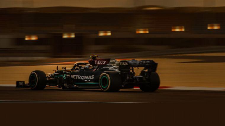 FOTO: Cuando crecían las sombras, Mercedes puso la goma y se quedó con el #1