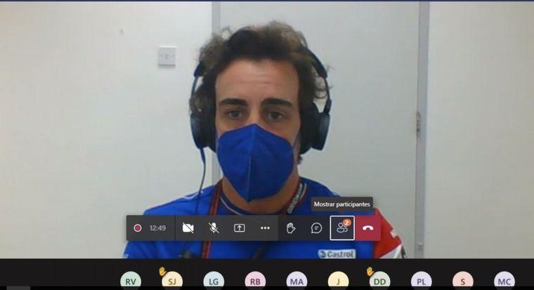 """FOTO: """"Necesitaba otra vez un reto y pensé que regresar a la F1 era uno de gran medida"""""""