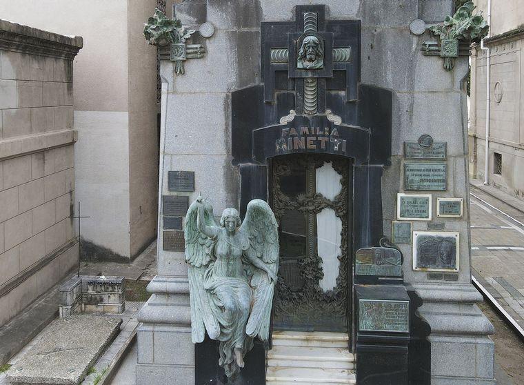 FOTO: Cementerio San Jerónimo