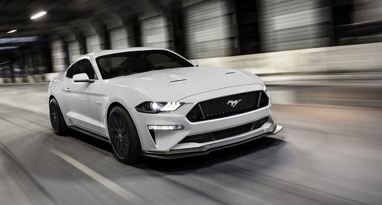 FOTO: En 2020, Mustang sumó 80.577 ventas globales.