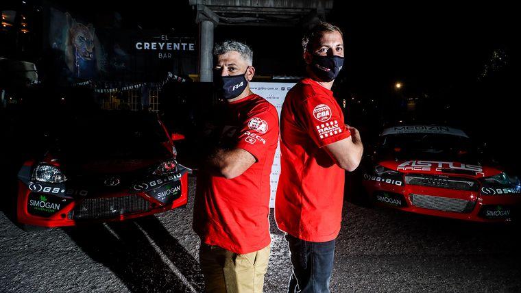 FOTO: #33 para Miguel Patat y Leonardo Lóndero (Audi)