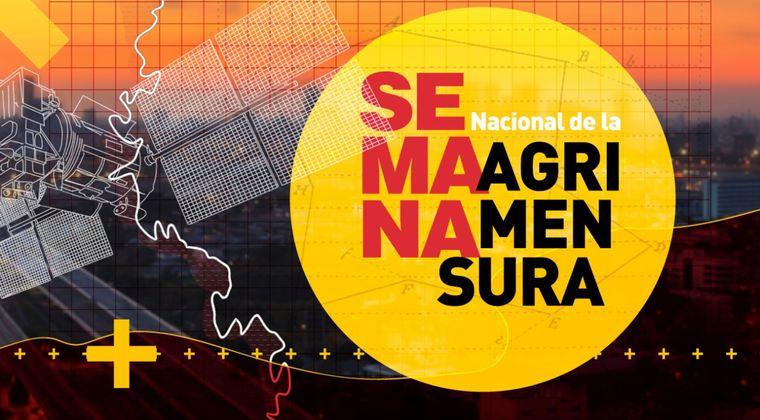 AUDIO: Marcelo Damelio, Semana Nacional de la Agrimensura 2021