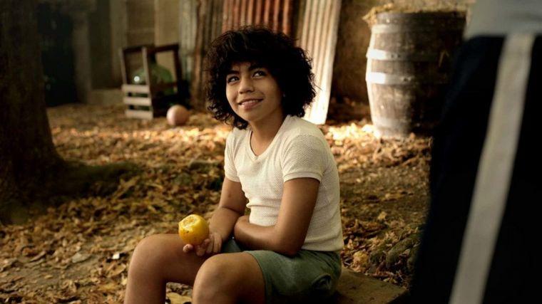 FOTO: Amazon estrenó el tráiler de la serie de Diego Maradona.