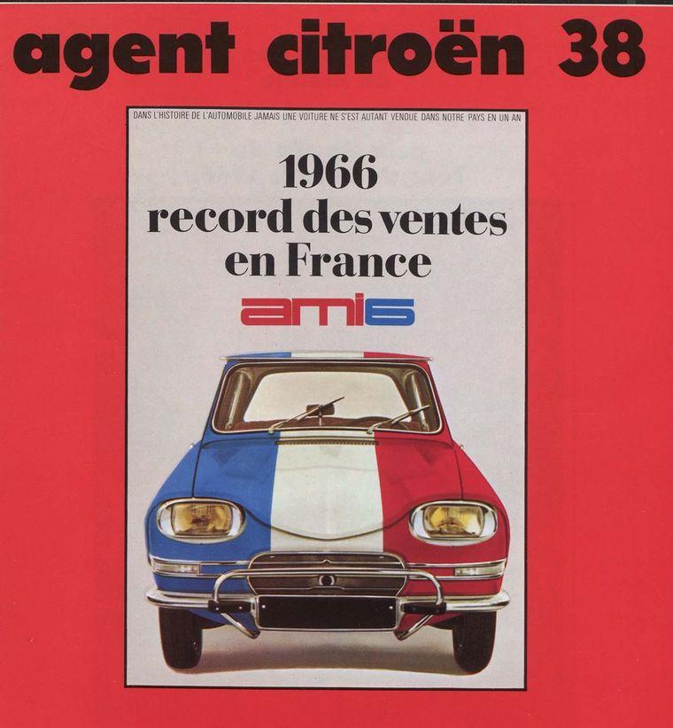 FOTO: Publicidad gráfica de Citroën en Francia.