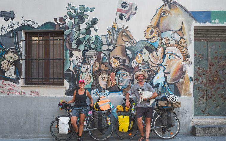 FOTO: Carla, Leo y Piri