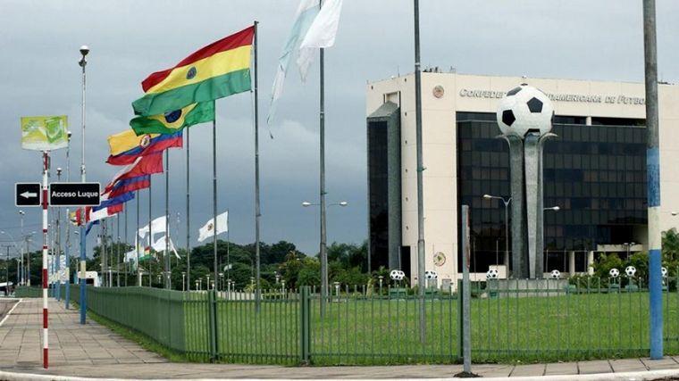 Fútbol sudamericano
