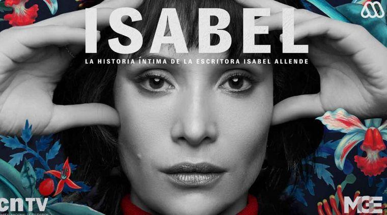 "FOTO: ""Isabel"" recrea la vida de la escritora chilena Isabel Allende."