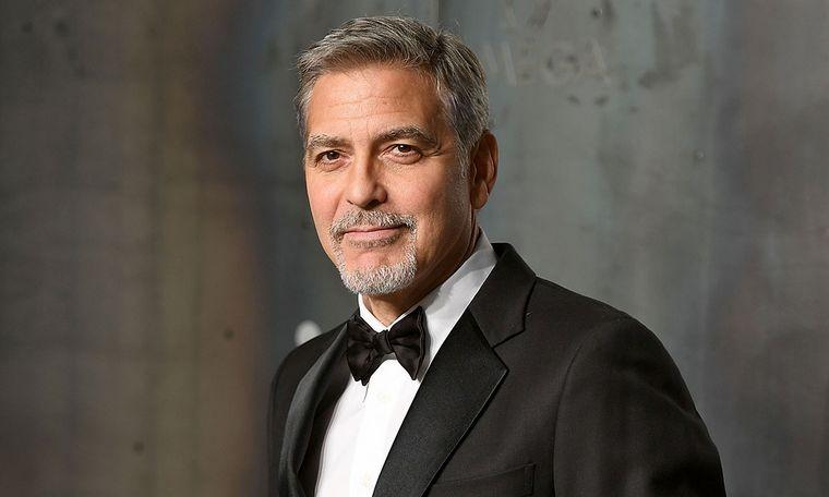 FOTO: George Clooney cumple 60 años.
