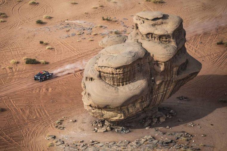 FOTO: El Dakar 2022 fue presentado hoy en Francia por A.S.O.