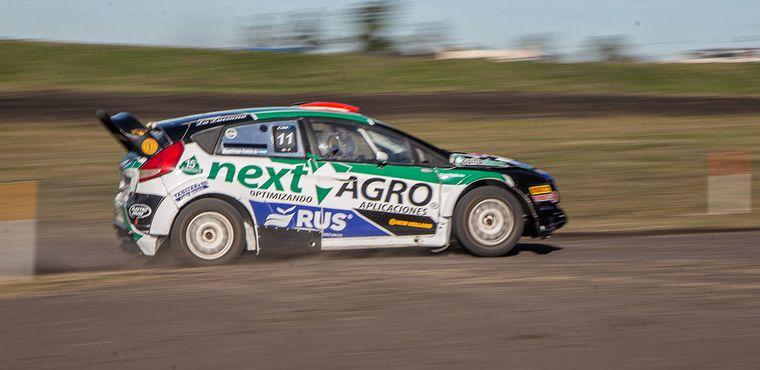 FOTO: Marcos Ligato (Agile) ganó una de las carreras del Viernes.