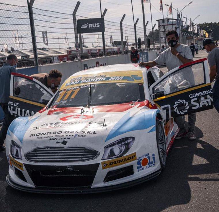 FOTO: Clasificación Final Top Race Series.