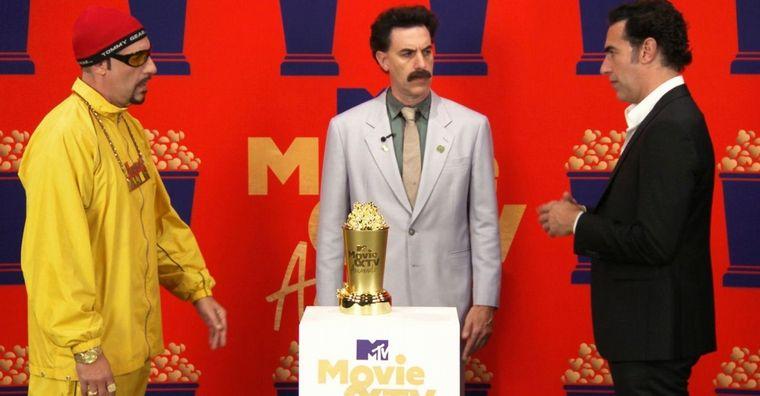 FOTO: La nueva entrega de los premios MTV dejó múltiples comentarios en las redes.