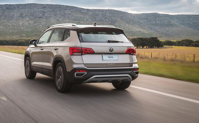 FOTO: Se presentó Taos de Volkswagen y comienza la preventa.