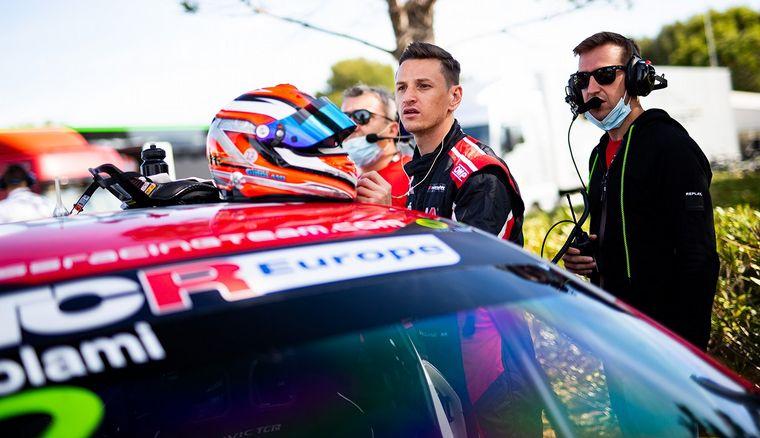FOTO: Impecable viernes de Franco Girolami (Honda) en el mítico Paul Ricard.