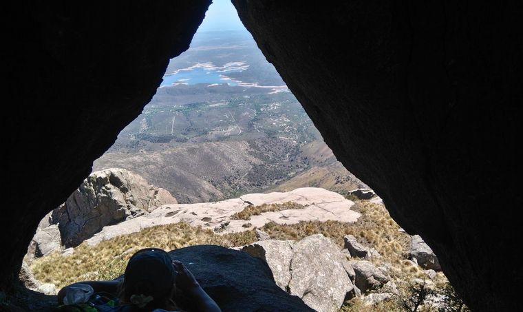 FOTO: Cerro de la Ventana