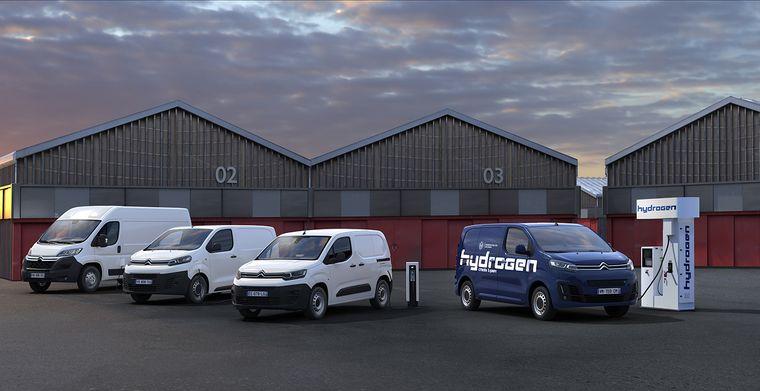 FOTO: Es el primer modelo de Citroën que introduce esta nueva energía.