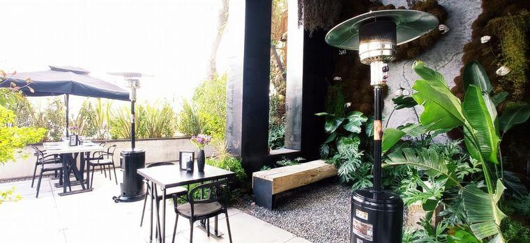FOTO: Lugares imperdibles para comer al aire libre en zona sur.