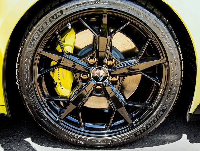 FOTO: Una edición limitada de la familia del icónico Corvette de Chevrolet.