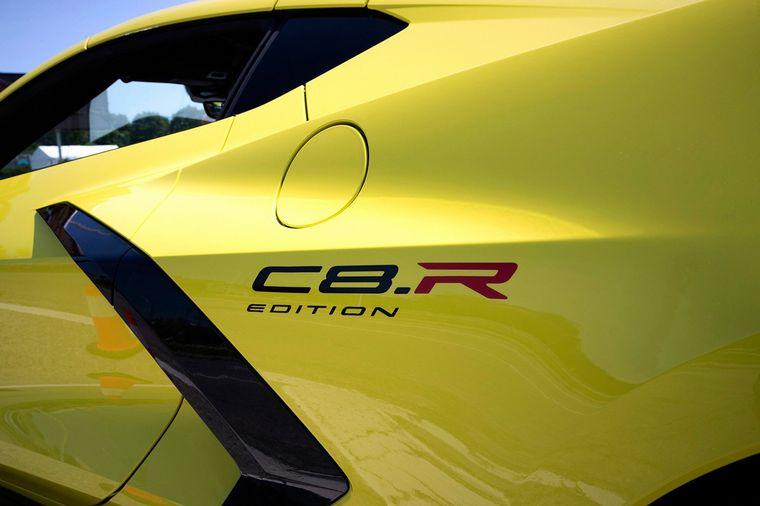FOTO: Llegó el Chevrolet Corvette Stingray 2022.