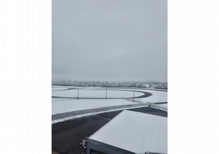 FOTO: El ingreso del Autódromo 'Oscar Cabalén'