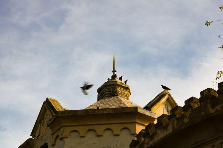 FOTO: Castillo La Agustina