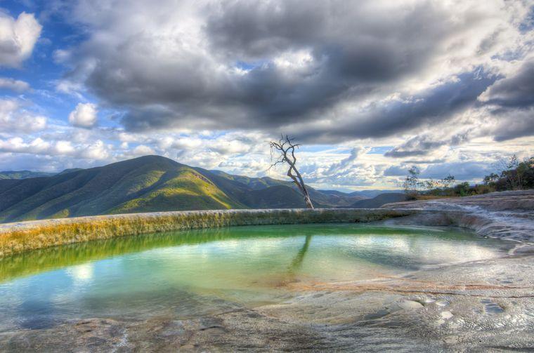 FOTO: Piletas naturales del mundo