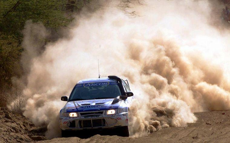 FOTO: Los caminos de Kenia en 2021 asoman mas contemplativos para la llegada del WRC.
