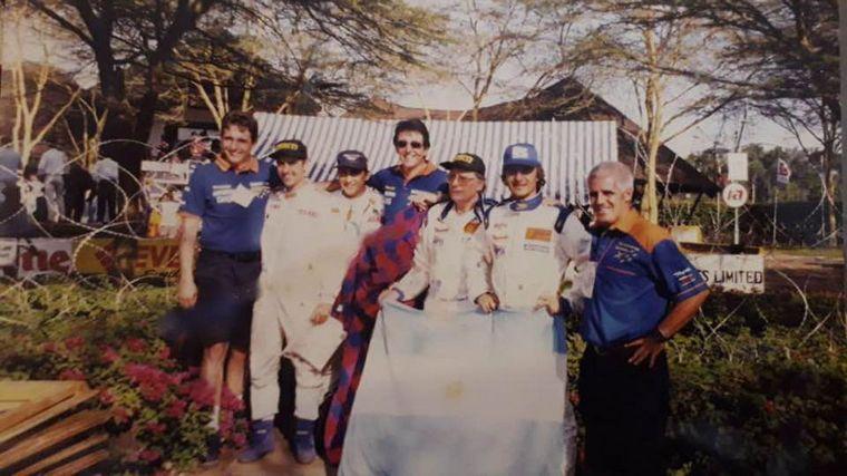 FOTO: Clasificación Final Kenia 2000.