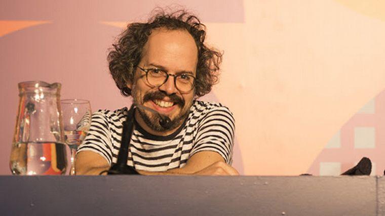 FOTO: Santiago Fillol, el cordobés que dirige a actores españoles.