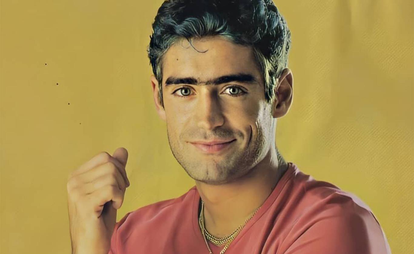 FOTO: A 21 años de la partida de Rodrigo Bueno.