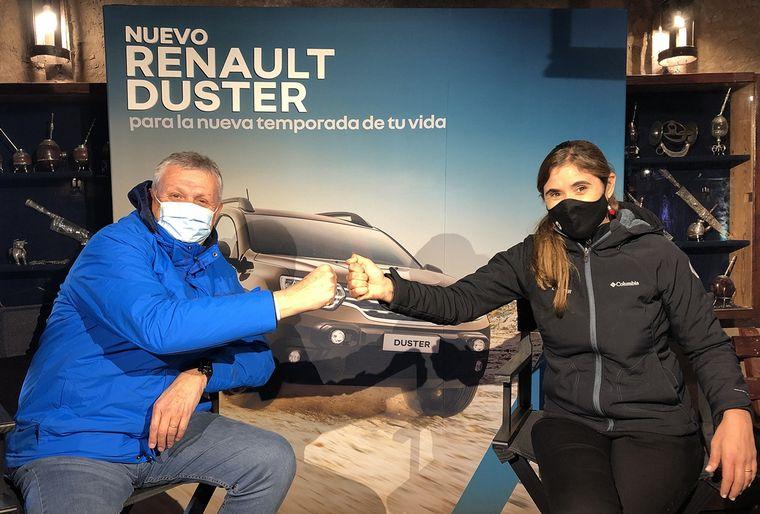 AUDIO: Desde el 1 de Julio, disponible en la red de concesionarios Renault de Argentina