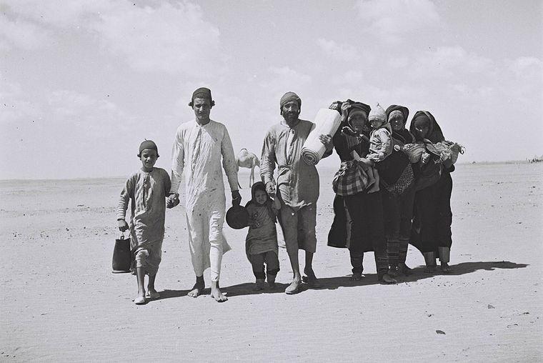 FOTO: Un libro de 1950 para entender las batallas árabes de hoy