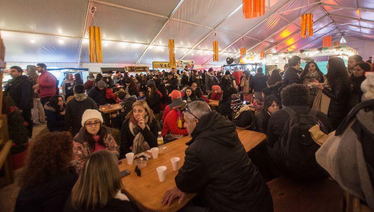 FOTO: Fiesta en Villa Gesell