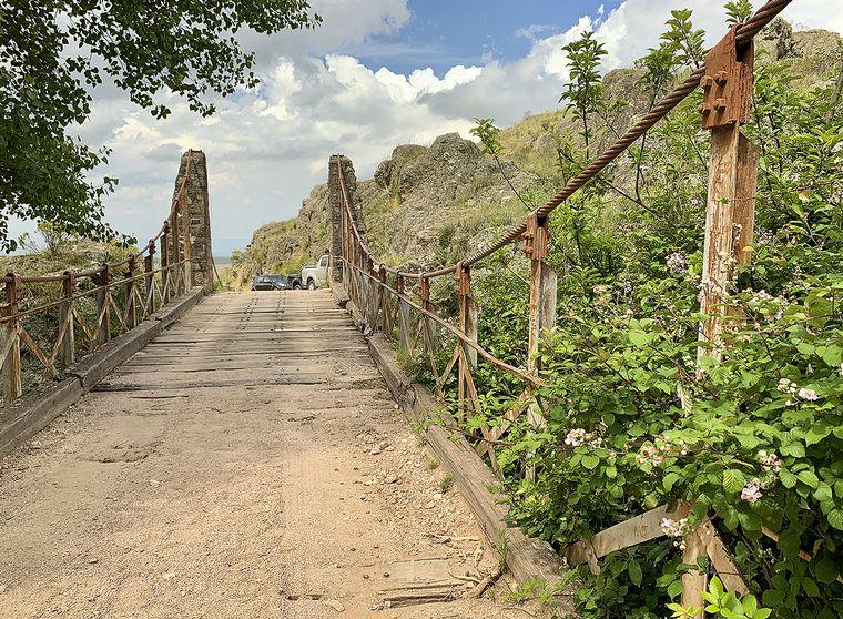 VIDEO: Puentes Colgantes en Bici