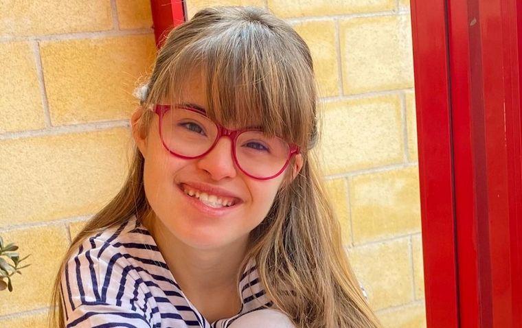 AUDIO: Una joven de 13 que rompe con los mitos del síndrome de down