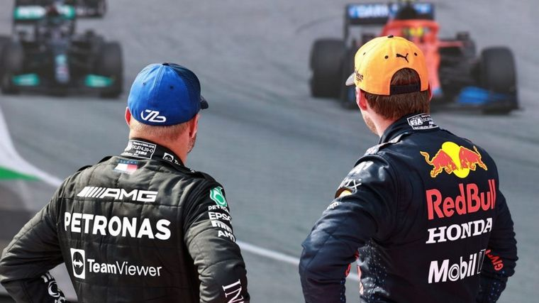 FOTO: La 'Orange Army' vuelve a seguir a Verstappen buscando su primer título mundial