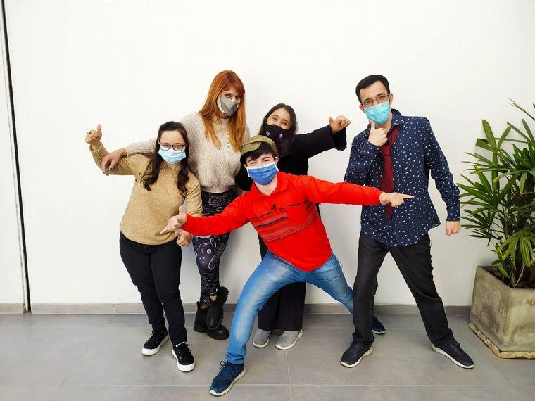 FOTO: Los títeres son parte de algunas de las programaciones de Fundación Desafiarte