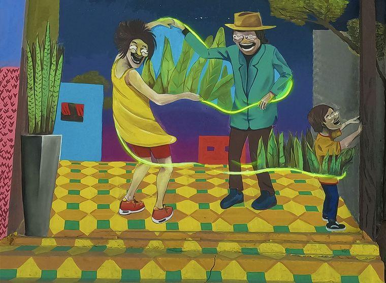 AUDIO: Un nuevo paseo rodeado por murales en Córdoba
