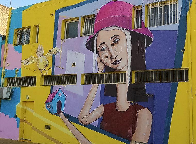FOTO: Murales Córdoba