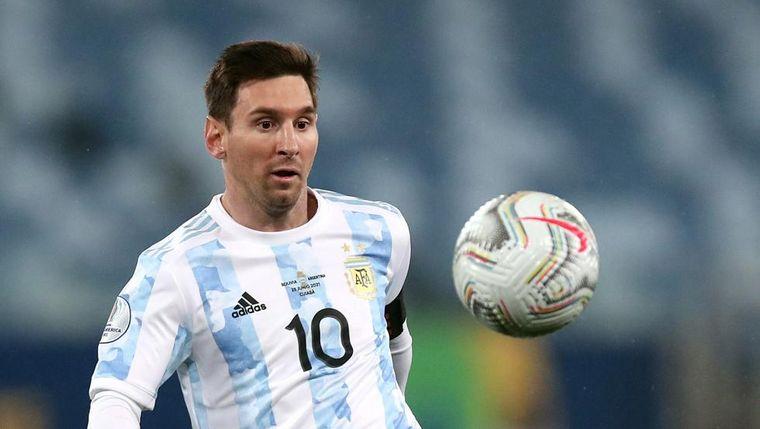 FOTO: Messi: la ciencia detrás del genio